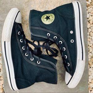 Converse | Chuck Taylor All Star Black High Tops